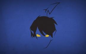 Обои минимализм, Nightcrawler, blo0p, X-Men