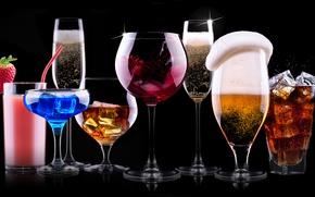 Картинка drinks, delicious, cocktails