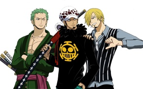 Картинка sword, game, One Piece, pirate, anime, katana, captain, asian, manga, japanese, oriental, asiatic, Roronoa Zoro, …