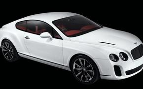 Картинка купе, Bentley, Continental, Supersports