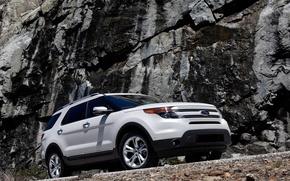 Картинка ford, Auto, jeep, explorer