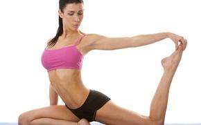 Картинка pose, yoga, stretching