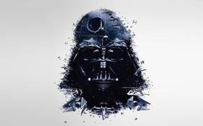 Картинка star wars, Звёздные войны, дарт вейдер, vader
