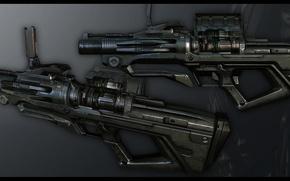 Картинка автомат, Оружие, гранатомет