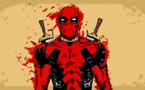 Картинка Райан Рейнольдс, Deadpool, персонаж, крутой, MARVEL, 2016, Дедпул, комиксов