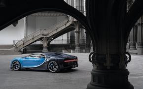 Обои чирон, Chiron, суперкар, бугатти, Bugatti