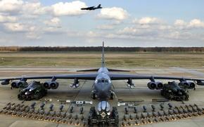 Картинка оружие, техника, Самолет, бомбардировщик
