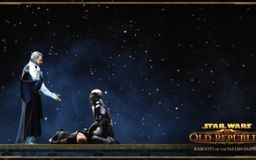 Картинка Star Wars, TOR, Valkorion, Thexan, KotFE, SWTOR, Arcann, Knights of the Fallen Empire