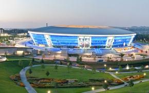Картинка стадион, Донецк, Донбасс Арена