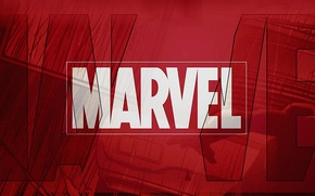 Картинка logo, marvel, movie