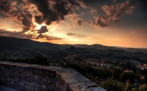 Таскана италия природа картинки