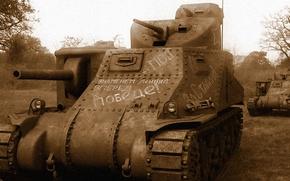 Картинка Tank, M3 Lee, Russian, Lend-Lease