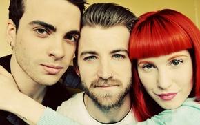 Картинка группа, rock, Hayley Williams, Paramore