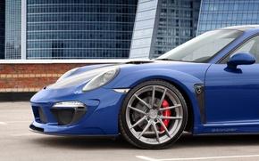 Картинка Porsche 911, tuning, TopCar, 991, Carrera Stinger