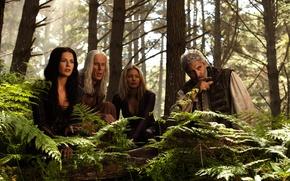 Обои Легенда об Искателе, fern, Tabrett Bethell, Legend of the Seeker, Бриджит Риган, Kahlan Amnell, Cara ...