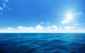 Обои природа, побережье, sea, tropics, море, ocean, тропики, nature