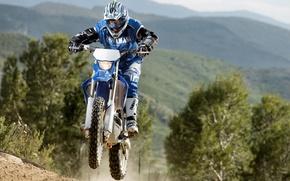 Обои мотоцикл, байк, гонка