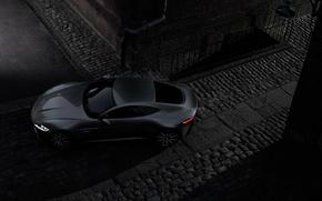 Обои суперкар, астон мартин, Aston Martin, DB10