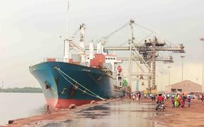 Картинка Dock, India, Ship