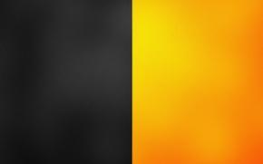 Картинка цвета, черный, Текстура, art, жолтый