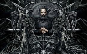 Обои Vin Diesel, Последний Охотник На Ведьм, 2015, The Last Witch Hunter