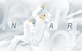 Картинка аниме, арт, парень, Death Note