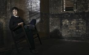 Картинка Актер, мужчина, Джеймс МакЭвой, темныйфон