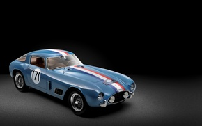 Картинка Ferrari, автомобили, 1956, Berlinetta, 250 GT, Tour de France, Race Car, классические