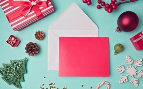 Картинка украшения, Новый Год, Рождество, Christmas, gift, decoration, Merry