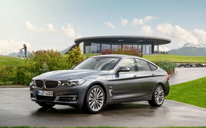 Картинка бмв, BMW, Gran Turismo, 3-Series, F34