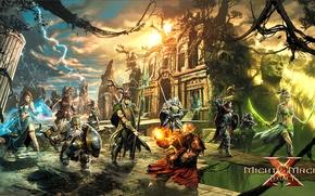Картинка герои, персонажи, Legacy, Might & Magic X: Legacy, Might & Magic X