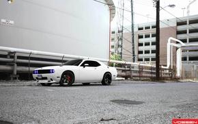 Картинка Dodge, Challenger, tuning, vossen, VVSCV3