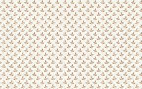 Картинка фон, текстура, морковка, арт, зайчик, детская