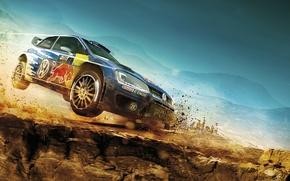 Картинка Volkswagen, ралли, WRC, фольксваген, Rally, Polo, поло