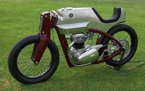 Картинка дизайн, стиль, мотоцикл, форма