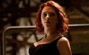 Картинка Scarlett Johansson, Black Widow, Natasha Romanoff, Мстители, The Avengers
