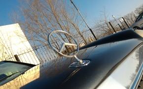 Картинка Mercedes-Benz, Mercedes, E-class, E-Klasse, 1996, E-класс, W210, Executivklasse, Лупатый, Глазастый, E200