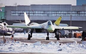 Картинка Т-50, Авиация, ПАК-ФА