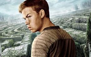Обои vegetation, Son of Rambow, Eustáquio Mísero, Lee Carter, face, survivor, maze, sky, hostage, film, cinema, ...