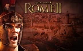 Картинка total war, стратегия, Creative Assembly, штурм карфагена, rome 2
