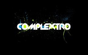 Картинка комплекстро, краски, complextro, музыка, complextro music, брызги