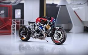 Обои Bikes, Motocycle, Concept, by Khyzyl Saleem, Future
