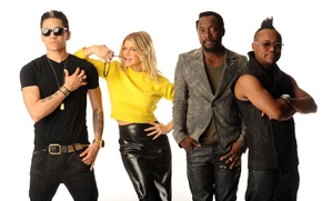 Картинка Fergie, Black Eyed Peas, Taboo, хип хоп, поп группа, Блэк Айд Пис, will.i.am, apl.de.ap