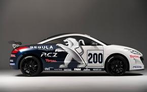 Обои RCZ, Coupe, Sports, Peugeot