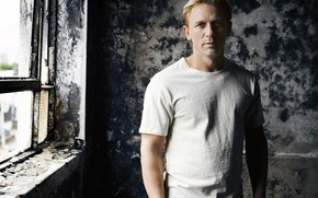 Картинка Стена, Окно, Джеймс Бонд, Daniel Craig, 007
