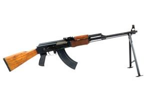 Картинка фон, пулемет, Калашникова, ручной, РПК-74