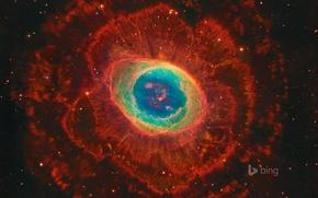 Картинка звезды, вселенная, туманность Кольцо