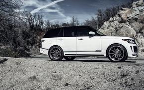 Картинка Vogue, 2015, ленд ровер, рендж ровер, Land Rover, Range Rover