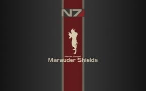 Картинка Mass, Effect, Shields, Never, Forget, Marauder