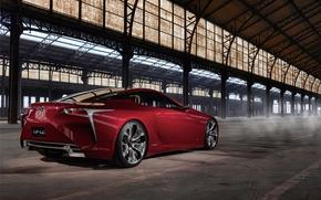 Картинка Lexus, Концепт, Диски, Sport, LF-LC